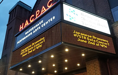 Hackensack Performing Arts Center: 102 State St, Hackensack, NJ 07601